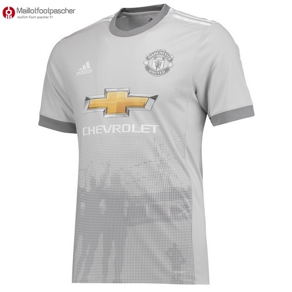 Maillot Foot Pas Cher Manchester United Third 2017/2018