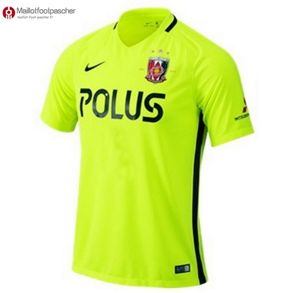 Maillot Foot Pas Cher Urawa Red Diamonds Exterieur 2017/2018