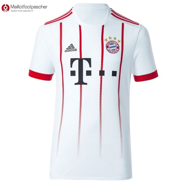 Maillot Foot Pas Cher Bayern Munich Third ML 2017/2018