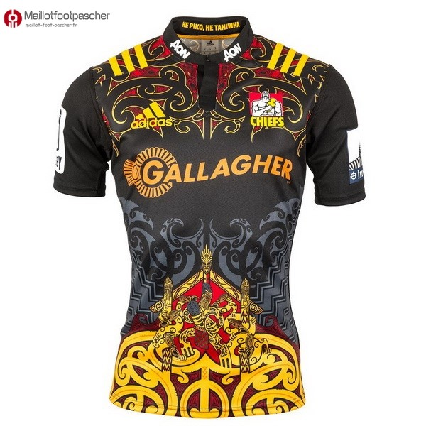 Maillot Rugby Pas Cher Chiefs Domicile 2016