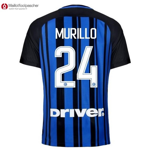 Maillot Foot Pas Cher Inter Domicile Murillo 2017/2018