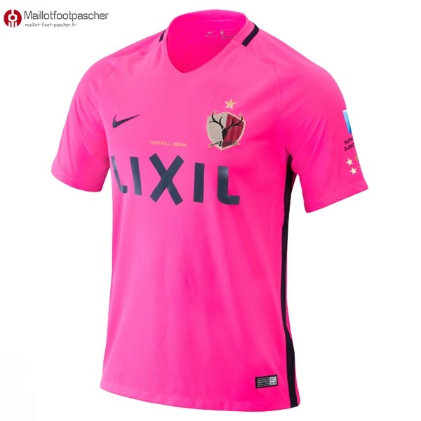 Maillot Foot Pas Cher Kashima Antlers Exterieur 2017/2018