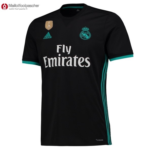 Thailande Maillot Foot Pas Cher Real Madrid Exterieur 2017/2018