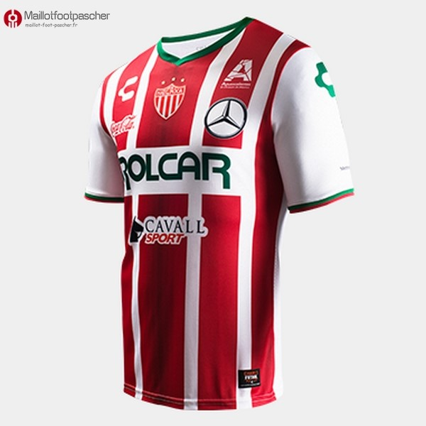Maillot Foot Pas Cher Club Necaxa Domicile 2017/2018