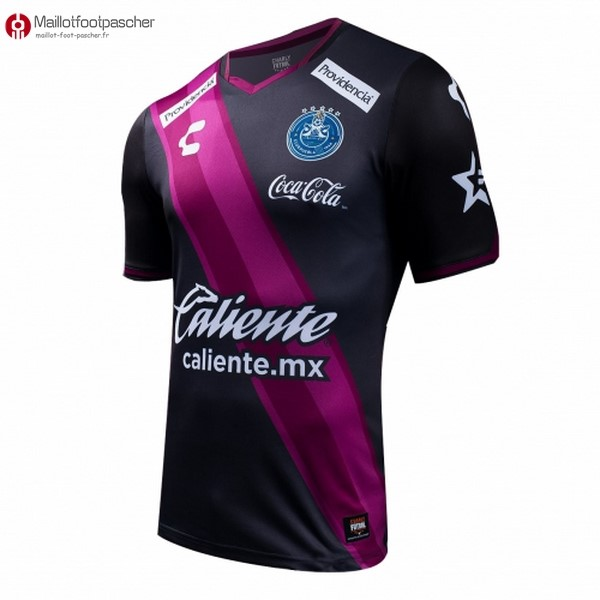 Maillot Foot Pas Cher Club Puebla Third Tenis Charly 2017/2018