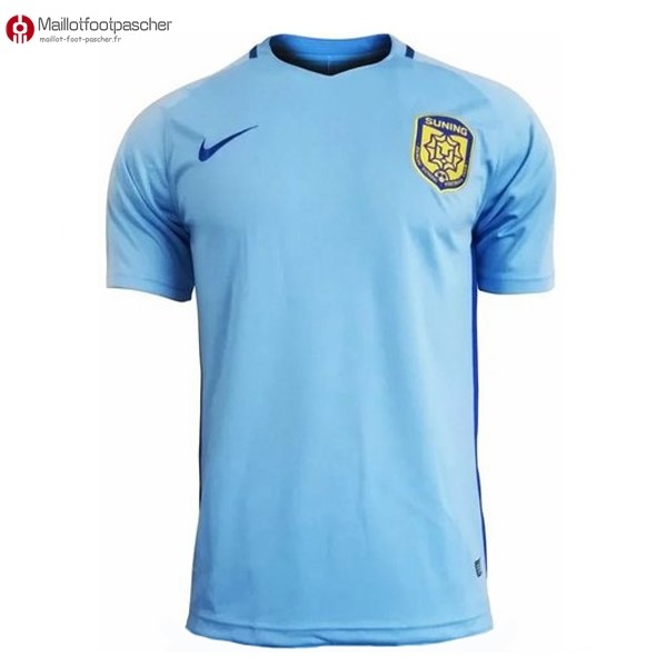 Maillot Foot Pas Cher Suning Domicile 2017/2018