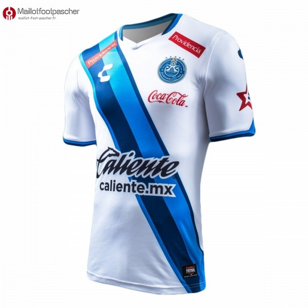 Maillot Foot Pas Cher Club Puebla Domicile Tenis Charly 2017/2018