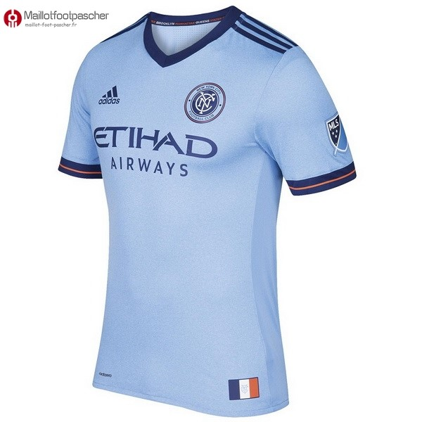 Maillot Foot Pas Cher New York City Domicile 2017/2018