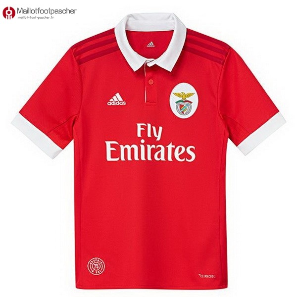 Maillot Foot Pas Cher Benfica Domicile 2017/2018