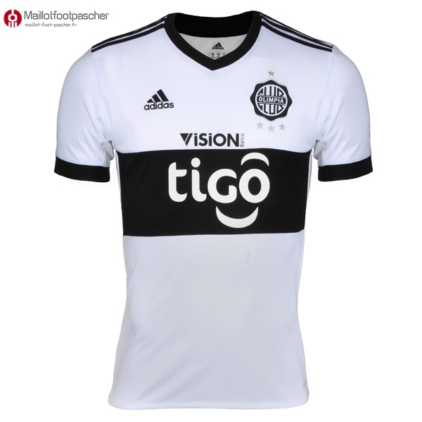 Maillot Foot Pas Cher Club Olimpia Domicile 2017/2018