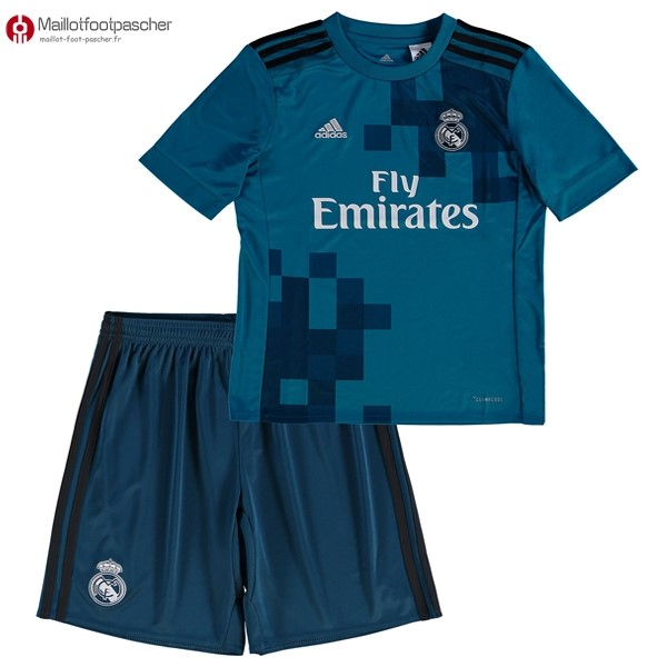 Maillot Foot Pas Cher Real Madrid Enfant Third 2017/2018