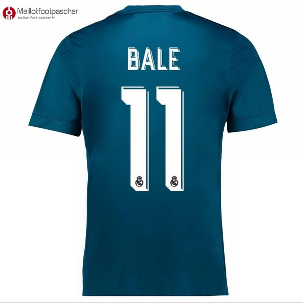 Maillot Foot Pas Cher Real Madrid Third Bale 2017/2018