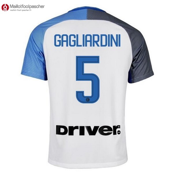 Maillot Foot Pas Cher Inter Exterieur Gagliardini 2017/2018
