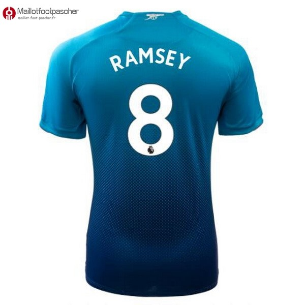 Maillot Foot Pas Cher Arsenal Exterieur Ramsey 2017/2018