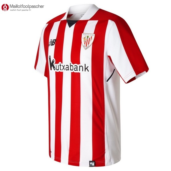 Maillot Foot Pas Cher Athletic Bilbao Domicile 2017/2018