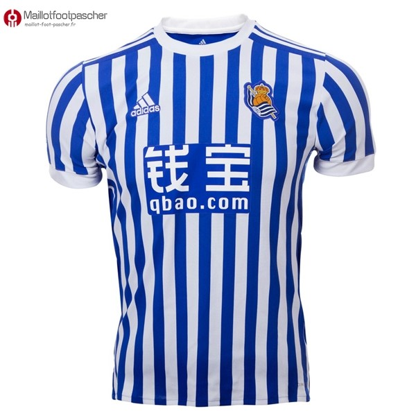 Maillot Foot Pas Cher Real Sociedad Domicile 2017/2018