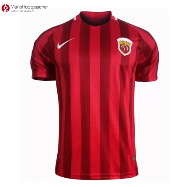 Maillot Foot Pas Cher SIPG Domicile 2017/2018