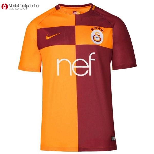 Thailande Maillot Foot Pas Cher Galatasaray SK Domicile 2017/2018