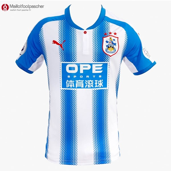 Maillot Foot Pas Cher Huddersfield Town Domicile 2017/2018