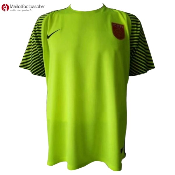 Maillot Foot Pas Cher Chine Gardien 2017