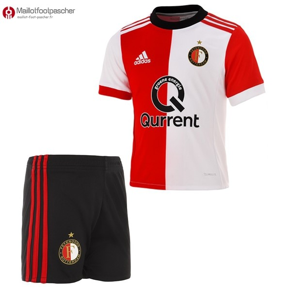 Maillot Foot Pas Cher Feyenoord Rotterdam Enfant Domicile 2017/2018