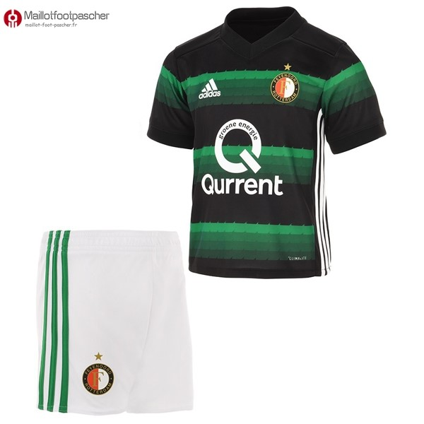 Maillot Foot Pas Cher Feyenoord Rotterdam Enfant Exterieur 2017/2018