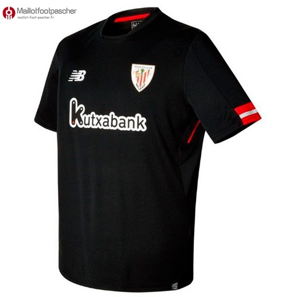 Maillot Foot Pas Cher Athletic Bilbao Exterieur 2017/2018